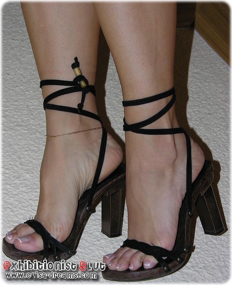 Pour les amateurs de pieds