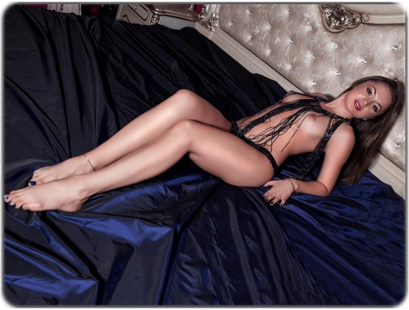 Sexy et chaude webcameuse